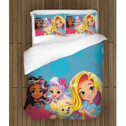 Детски чаршафи за легло Слънчев ден - Sunny Day