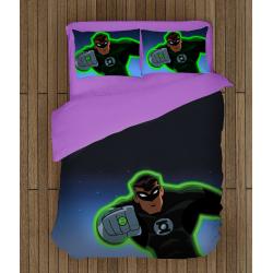 Детско спално бельо със завивка Супергерой - Superhero