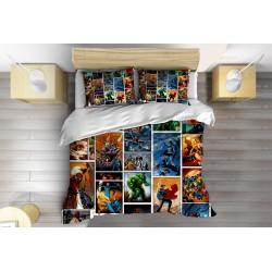 Детско спално бельо Супермен Комикс - Superman Comics