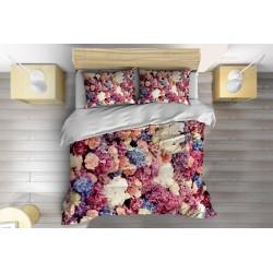Красив Спален комплект със завивка Свежест - Freshness