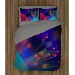 Спално бельо със завивка 3D Свежест - Fresh