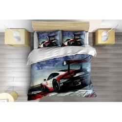 Спално бельо Състезателна кола Порше - Porsche