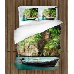 Спално бельо 3D със завивка Тайланд - Thailand