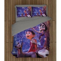 Детски чаршафи за легло Тайната на Коко - Coco