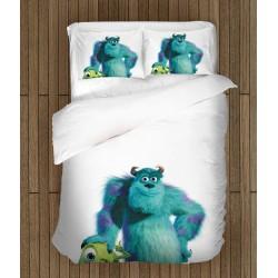 Детски спален комплект Таласъми ООД - Monsters Inc.
