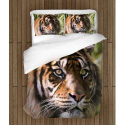 Спално бельо със завивка Тигър - Tiger