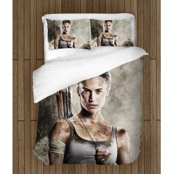 Ефектно спално бельо Томб Райдър - Tomb Raider