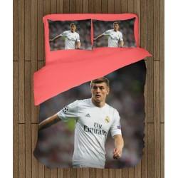 3D футболни чаршафи Тони Крос - Toni Kroos
