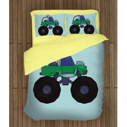 Детско спално бельо Тракторче - Tractor