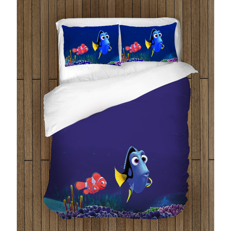 Детско спално бельо Търсенето на Дори - Finding Dory