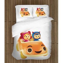 Спално бельо за деца Отбор Умизуми - Team Umizoomi