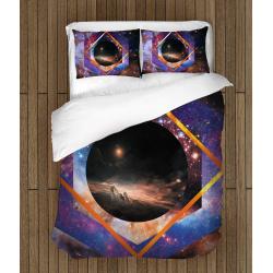 Спално бельо със завивка 3D Цялата вселена - Entire Universe