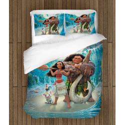 Комплект спално бельо със завивка Ваяна - Moana
