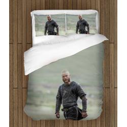 Спално бельо със завивка Викинги - The Vikings