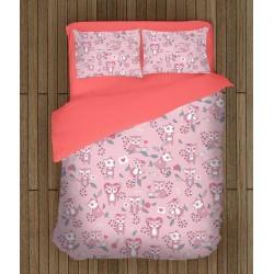 Красив спален комплект Влюбени лемури - Lemurs Love