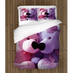 Сладък спален комплект Плюшени мечета - Teddy Bears