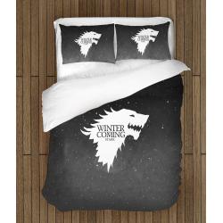Спално бельо със завивка Игра на тронове Зимата иде - Game Of Thrones Winter Is Coming