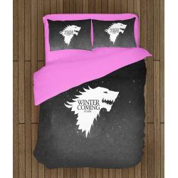 Спално бельо Игра на тронове Зимата иде - Game Of Thrones Winter Is Coming
