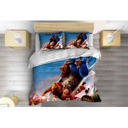 3D детско спално бельо Парка на чудесата - Wonder Park
