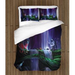 3D Готино Спално бельо със завивка World Of Warcraft