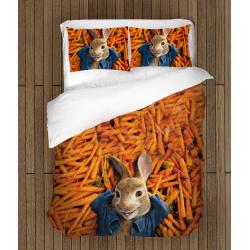 Игриво спално бельо Зайчето Питър - Piter The Bunny