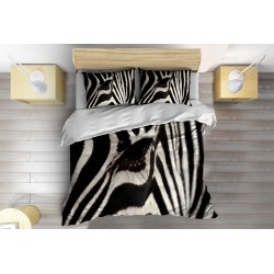 Комплект спално бельо Зебра - Zebra