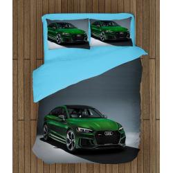 Спален 3D комплект Ауди - Audi