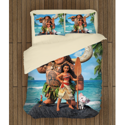 Детски чаршафи Смелата Ваяна - Moana