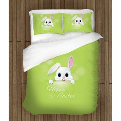 Празнично спално бельо Честит Великден - Happy Easter