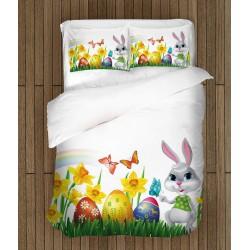 Пролетно спално бельо Цветен Великден - Colorful Easter