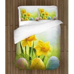 Спален комплект Пъстър Великден - Colorful Easter