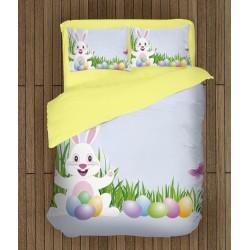 Великденско спално бельо Великденска рисунка - Easter Cartoon