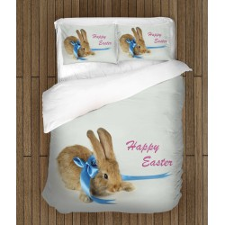 Великденски спален комплект Весел Великден - Happy Easter