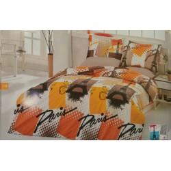Дизайнерско спално бельо - 100% Памук Ранфорс - Grace