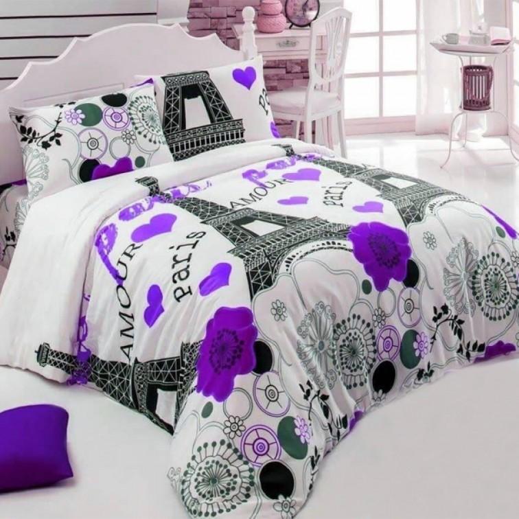 Бутиково спално бельо - 100% Памук - Julia