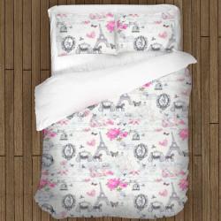 Бутиково спално бельо - 100% Памук - Josephine