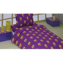 Спално бельо с олекотена завивка - 100% Термо-силиконова Вата - Barca 3
