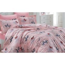 Дизайнерско спално бельо - 100% Памук Ранфорс - Cassandra