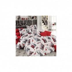 Дизайнерско спално бельо - 100% Памук Ранфорс - Pandora