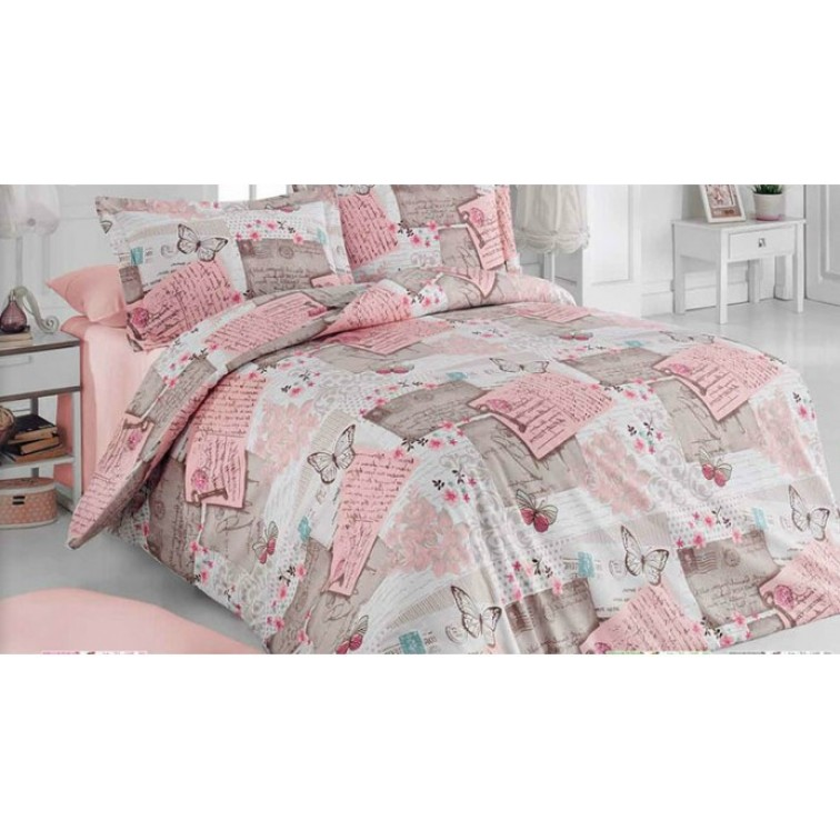 Дизайнерско спално бельо - 100% Памук Ранфорс - Calipso